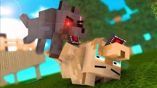 Wolf Life 13 - Craftronix Minecraft Animation