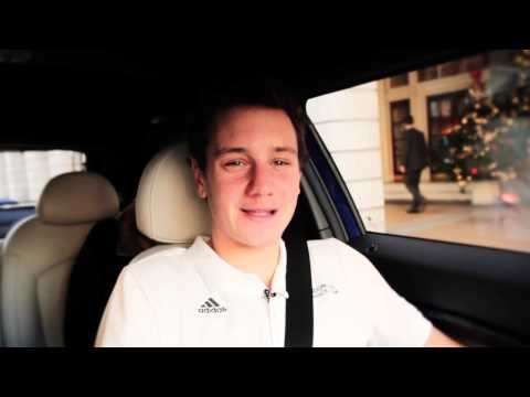 MINI Q&A WITH ALISTAIR BROWNLEE