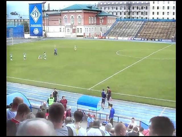 02.08.2015г. онлайн ФК Динамо-Барнаул - ФК Чита
