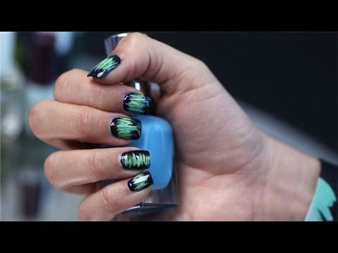 DIY Beauty | Music Festival Nail Art Manicure Tutorial