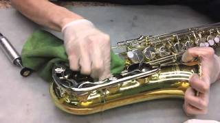 Sax Cleaning