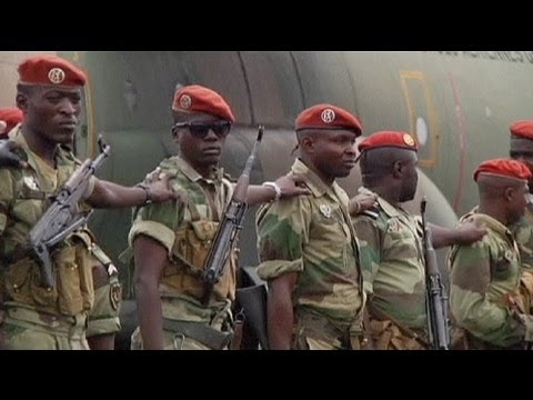 Rebels in Central African Republic agree to talks