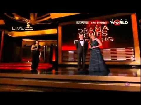 EMMYS 2014 - Cary Joji Fukunaga WINS EMMY AWARD FOR DIRECTING FOR A DRAMA SERIES [HD]