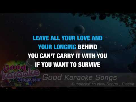 Dog Days Are Over  - Florence and the Machine (Lyrics karaoke) [ goodkaraokesongs.com ]