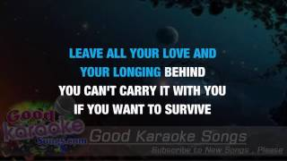 Dog Days Are Over Florence And The Machine Karaoke Goodkaraokesongs Com