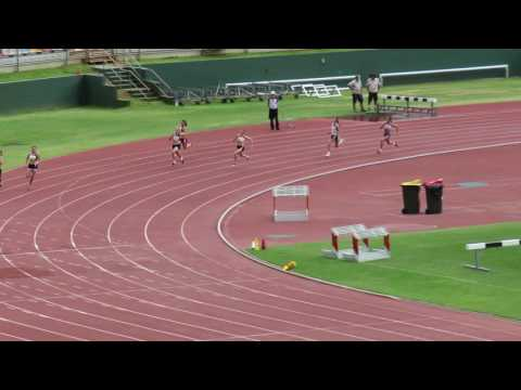 200m Final 18-19W Shannon Reynolds 2526 +11 Qld State Championships
