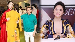 Lộ trang phục dân tộc siêu hoành tráng được Hương Giang Idol diện đi thi HH chuyển giới quốc tế
