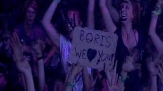 Netsky - Wanna Die For You LIVE at Pukkelpop 2012 feat. Diane Charlemagne