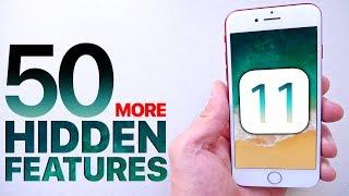 iOS 11 - 50 More Hidden Features & Changes!