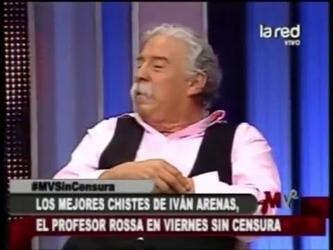 Profesor Rossa   Chiste del Toro Semental Sin Censura)