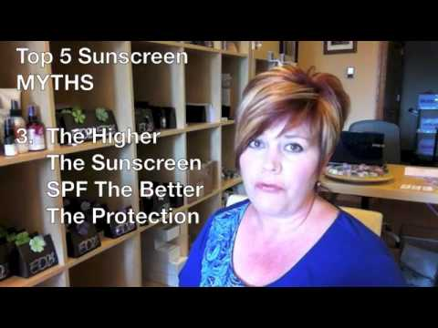 Best Sunscreen Safety Info