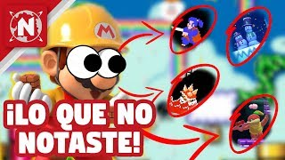 SECRETOS y MISTERIOS de Super Mario Maker 2