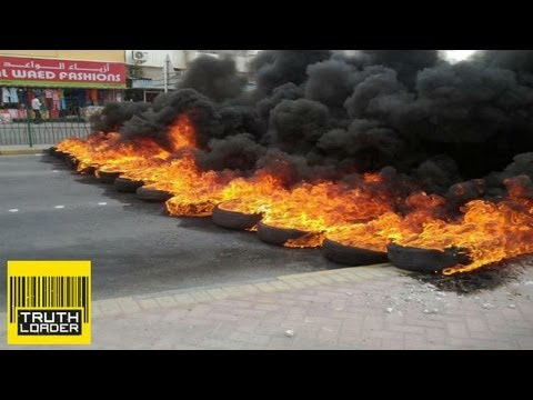 Bahrain - the Arab Spring's forgotten revolution - Truthloader