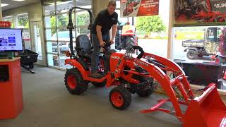 2017 KUBOTA BX23S For Sale