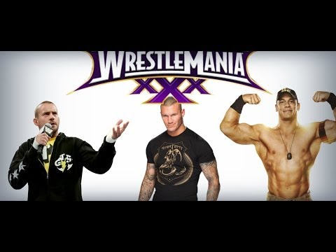 Wrestlemania Xxx Match Card Leaked -  Full Backstage Details! video