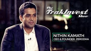 The Trakinvest Show - Special Guest - Nithin Kamath