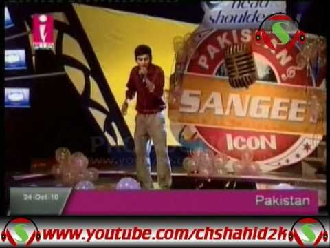 Asad Abbas Sohni Lagdi Pakistan Sangeet Icon 1 Episode 10