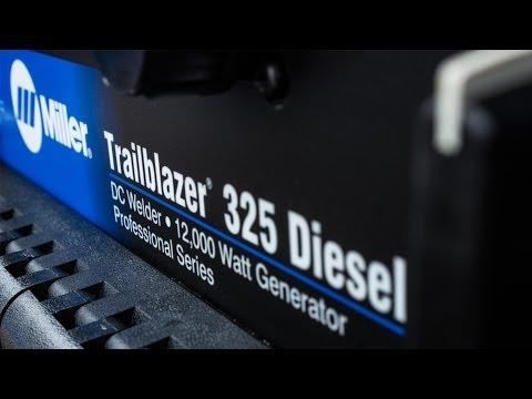 Trailblazer 325 Diesel is Kicking Diesel and Changing the Game