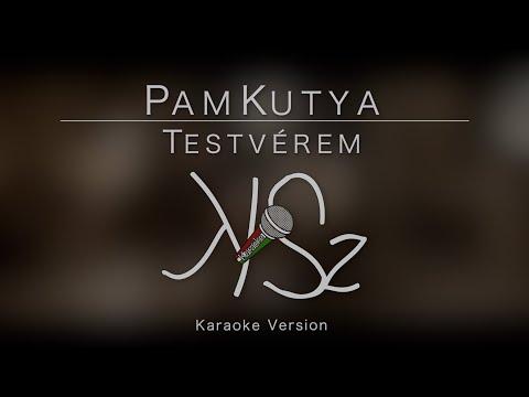 Pamkutya - Testvérem (Karaoke Version)