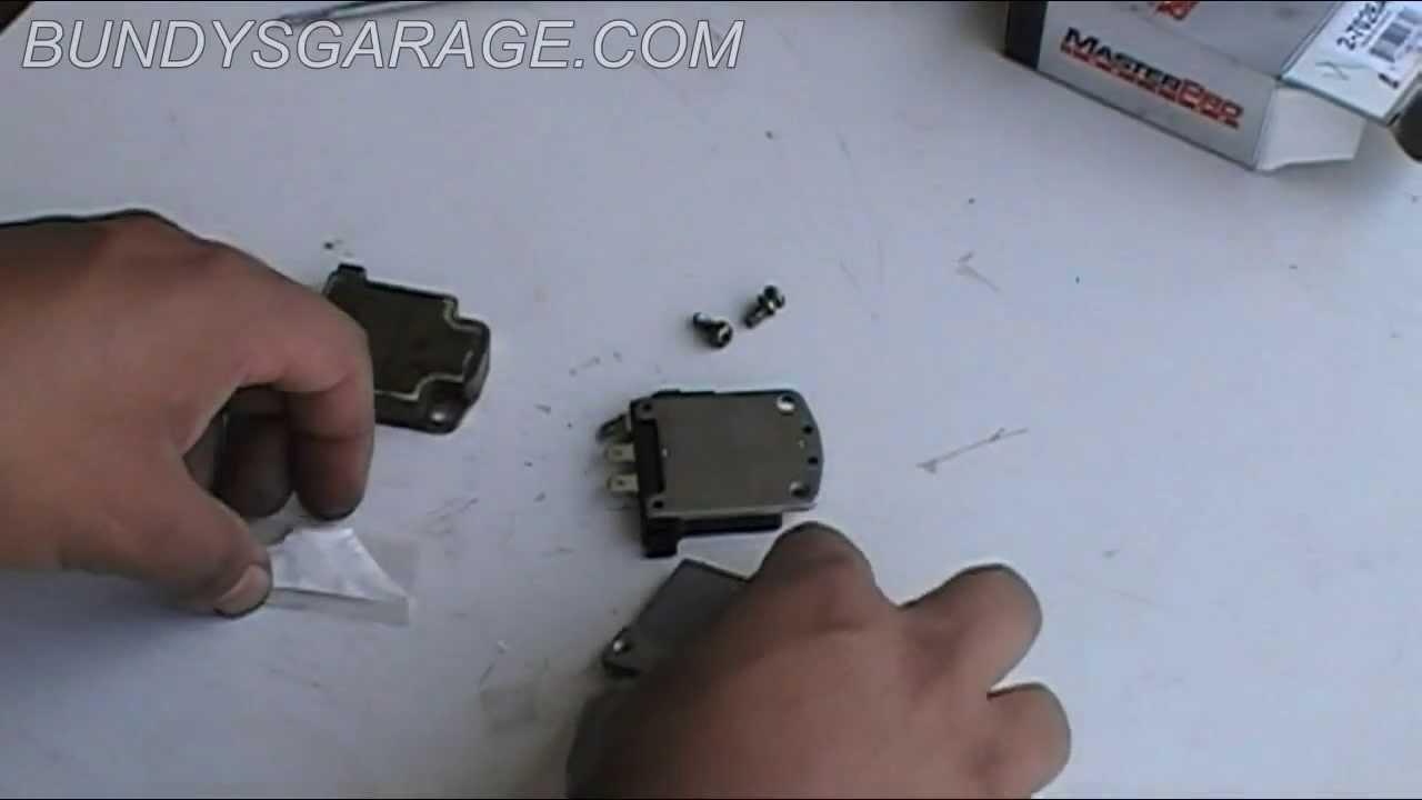 DIY:CODE 15 Honda Civic CRX Ignition Control Module ICM OBD 0 Fix and Repair - Bundys Garage ...