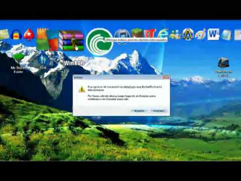Como Personalizar Windows 7 Starter - Barra Lateral