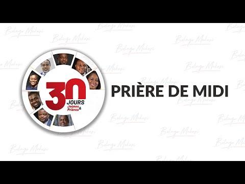 PRIÈRE DE MIDI  |  PROSTERNES JOUR 2