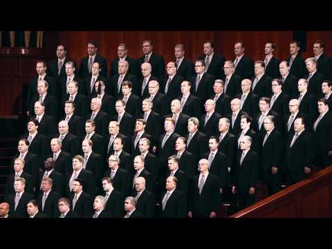 "[1080p HD] ""High On The Mountain Top"" - Mormon Tabernacle Choir (MOTAB)"