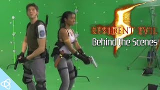 Resident Evil 5 - Behind The Scenes [Making of]