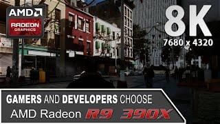 "GTA 4 PC 2015 | ""AMD Radeon R9 390X"" Max Settings | 8K Gaming"