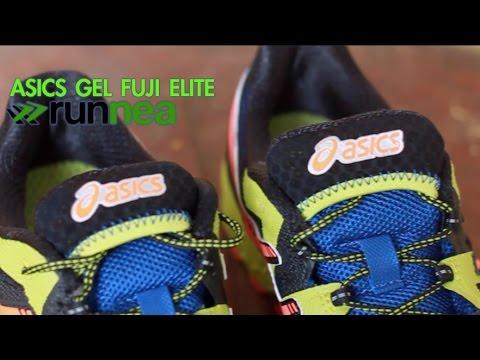 Asics Gel Fuji Elite, ligeras y con las mejores prestaciones para el trail running