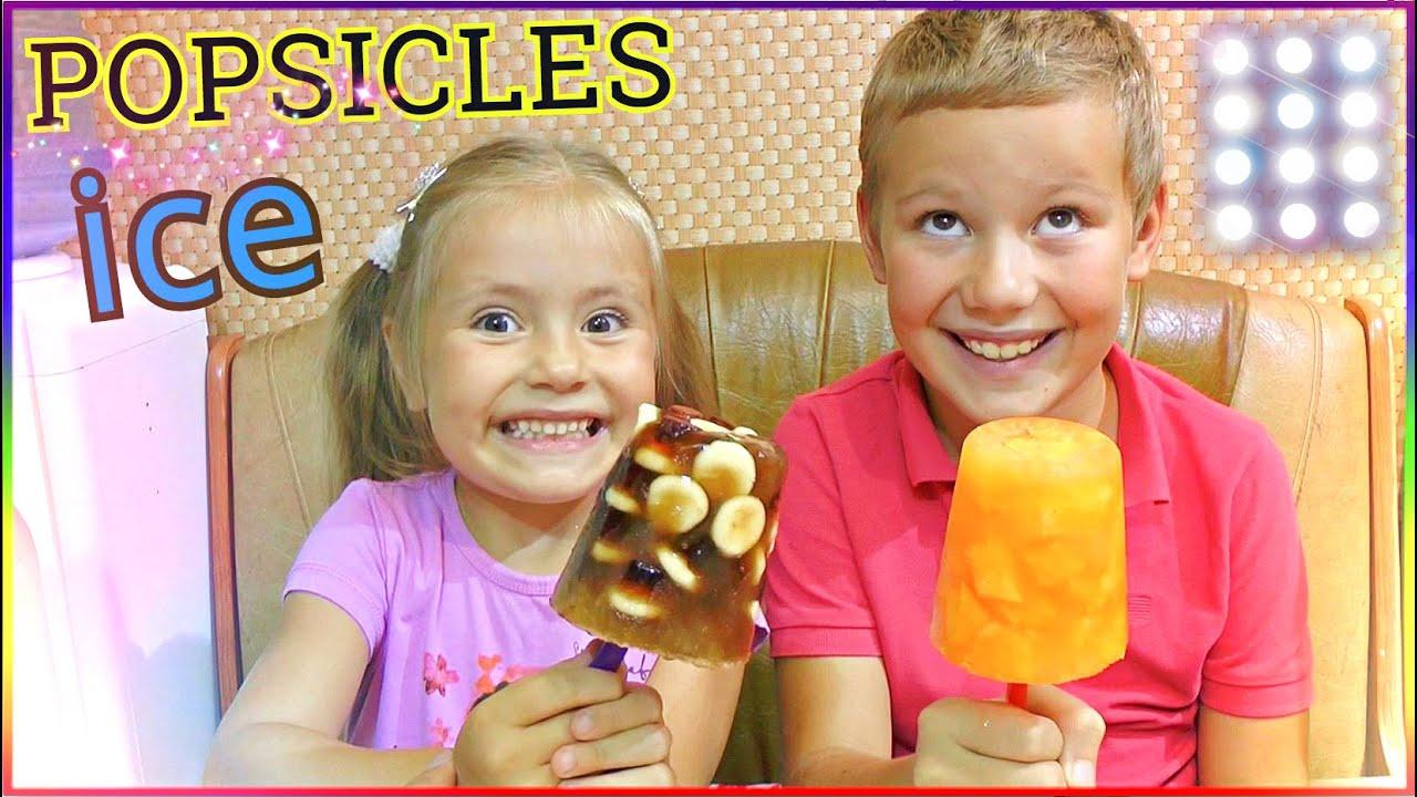 Как сделать мороженое из кока колы спрайта и фанты