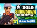 *NEW* SOLO SHOWDOWN - RANKED Fortnite Gameplay MP3