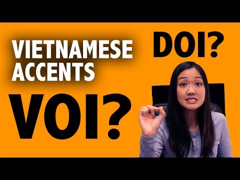 Chị Kayla Explains Vietnamese Accents