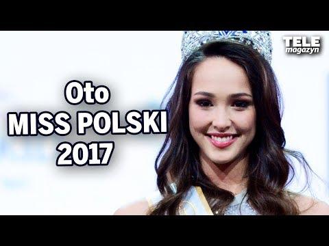 Miss Polski 2017 Kamila Świerc Tuż Po Ogłoszeniu Wyników!