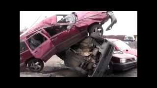 Volvo Master Crash
