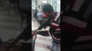 Kemancı Mehmet İstanbul Sokakları