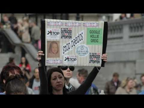 The UK fight against child abuse & Paedophilia
