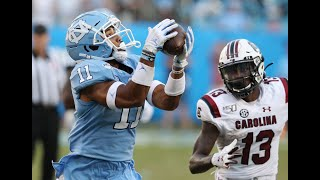 Last Year's 4th Quarter Losses are Gone: Tar Heels Change the Narrative with Win over Gamecocks