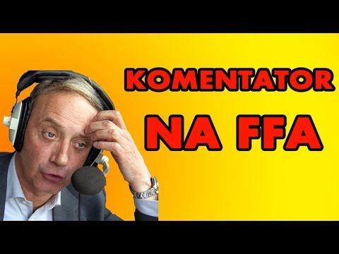 Komentator na FFA (Counter Strike) - MC Grzesio