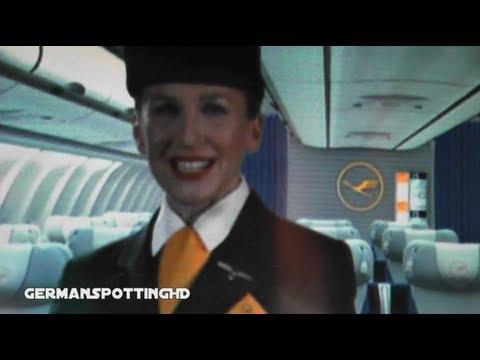 Lufthansa 747-400 stunning flight from sunny Frankfurt to nightly Dubai