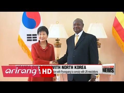 President Park wraps up Uganda trip and heads to Kenya