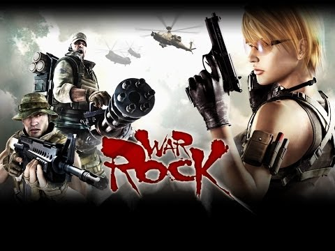 WarRock jogo novo de fps de graça da z8games Relançamento