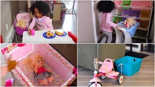 Baby Alive Doll Videos - Let's go shopping