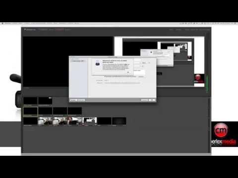 Wirecast el programa para hacer streaming multicámara