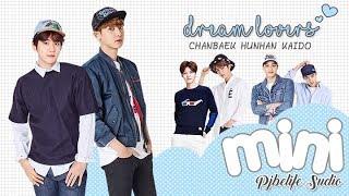 [EXO-minific] Dream Lovers_mini : 01 l Chanbaek Hunhan Kaisoo (CC SUB)