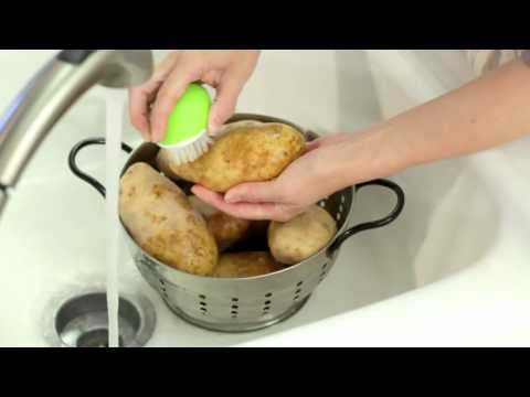 Potato 101: Tips for Cleaning Potatoes
