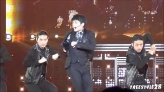 150308 INFINITE JAPAN TOUR DILEMMA You're My Lady Woohyun Fancam