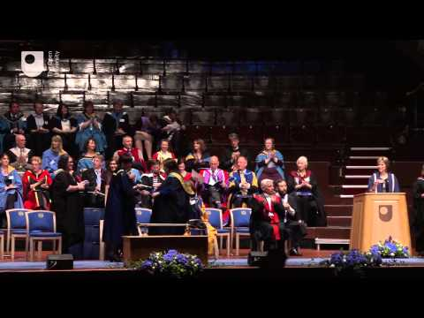 Edinburgh degree ceremony, Saturday 9 May 15:30