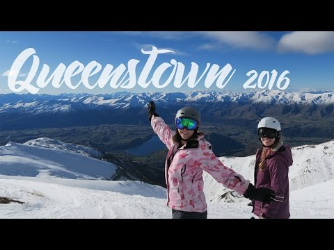Queenstown Travel Vlog | Apartment Tour, Skiing + Gondola