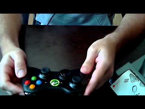 [UNBOXING] Mando PC Inalambrico Xbox360 en @pccomponentes ;) - con adaptador USB